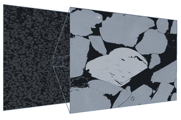 Icon Symbolising Deep Zoom Imaging